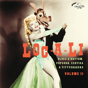 Cover von Loc-A-Li - Exotic Blues & Rhythm Vol. 11