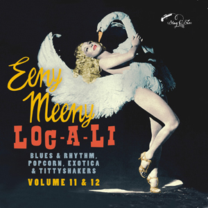 Cover von Loc-A-Li & Eeny Meeny/Exotic Blues & Rhythm 11+12