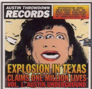 Cover von Explosion In Texas