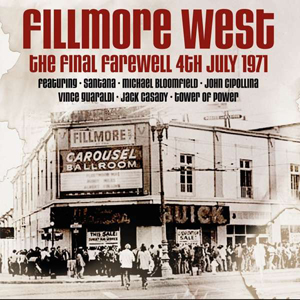 Foto von Fillmore West: The Final Farewell 4th July 1971