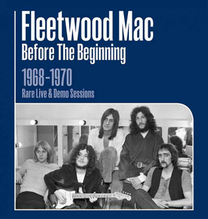 Cover von Before The Beginning: Rare Live & Demo Sessions 1968-1970