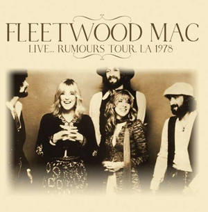 Cover von Live ... Rumours Tour, LA 1978