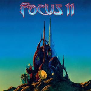 Foto von Focus 11 (ltd. blue vinyl)