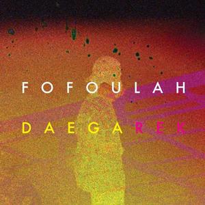 Cover von Daega Rek