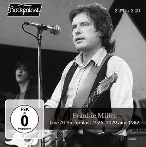 Cover von Live At Rockpalast 1976, 1979 & 1982