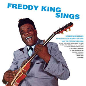 Foto von Freddy King Sings