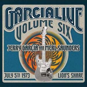 Foto von Garcia Live Vol. 6: July 5, 1973 Lion's Share