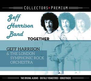 Foto von Together/Geff Harrison & The London Symphonic Rock Orchestra