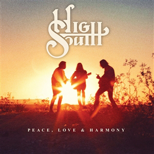 Cover von Peace, Love & Harmony