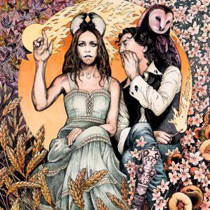 Cover von The Harrow & The Harvest