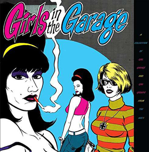 Foto von Girls In The Garage 1-6
