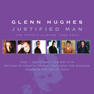 Foto von Justified Man: The Studio Albums 1995-2003
