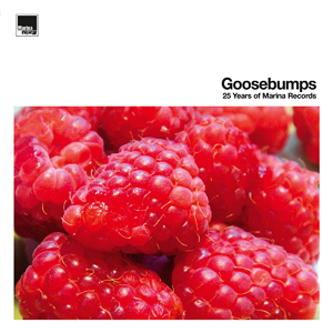 Foto von Goosebumps: 25 Years Of Marina Records (col. vinyl)