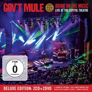 Cover von Bring On The Music: Live At The Capitol Theatre (DeLuxe Edition)