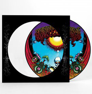 Cover von Aoxomoxoa (50th Anniversary Edition Picture Disc)