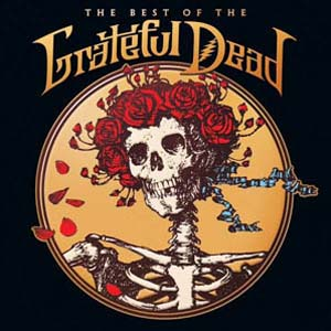 Cover von The Best Of The Grateful Dead