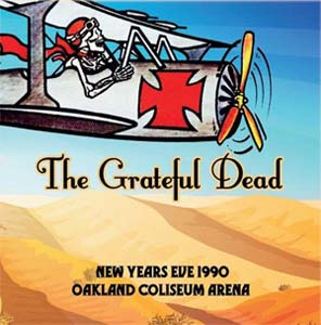 Cover von New Years Eve 1990 Oakland Coliseum Arena