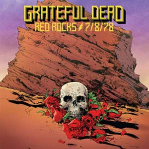 Cover von Red Rocks 7/8/78