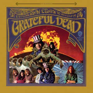 Cover von The Grateful Dead (50th Anniversary Picture Disc)
