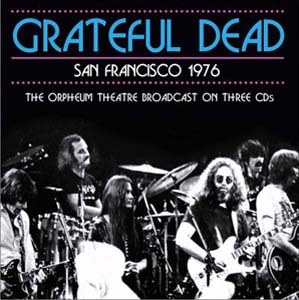 Cover von San Francisco 1976
