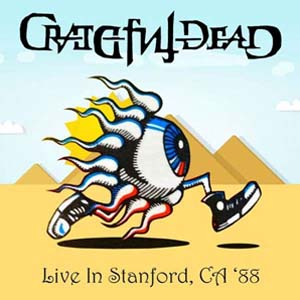 Cover von Live In Stanford, CA '88