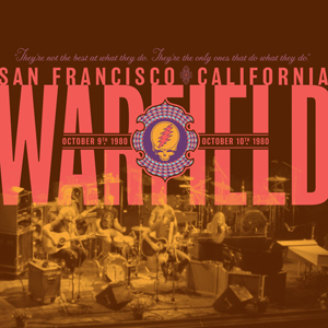 Foto von The Warfield, San Francisco, CA 10/9/80 (RSD)