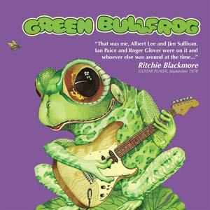 Foto von Green Bullfrog