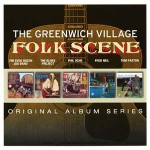 Cover von Greenwich Folk Scene - Original Album Series