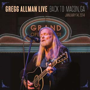 Foto von Gregg Allman Live: Back To Macon