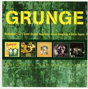Foto von The Grunge Years - Original Album Series