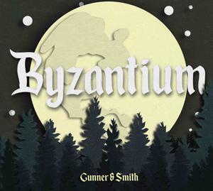 Cover von Byzantium
