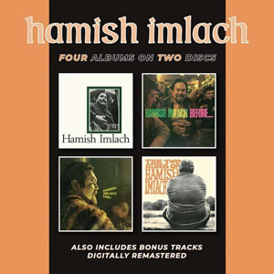 Foto von Hamish Imlach / Before And After / Live! / The Two Sides Of Hamish Imlach
