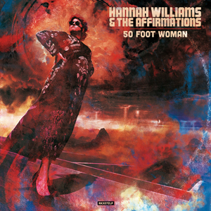 Cover von 50 Foot Woman