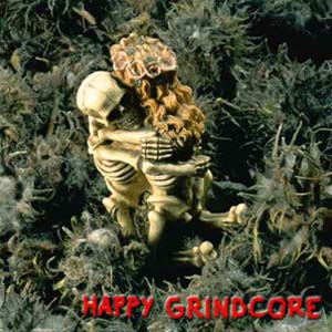 Cover von Grindcore Swing