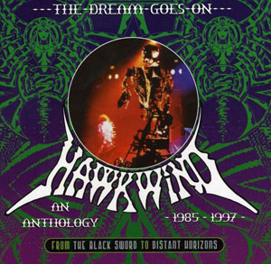 Cover von The Dream Goes On (1985 - 1997)
