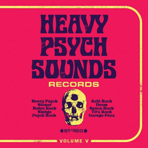 Foto von Heavy Psych Sounds Records - Volume 5