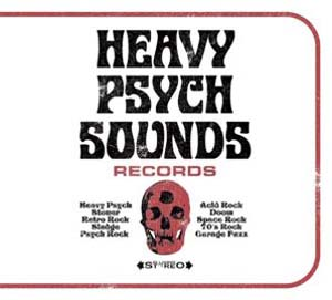 Foto von Heavy Psych Sounds Records