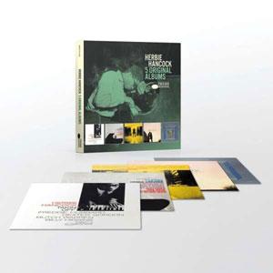 Cover von 5 Original Albums