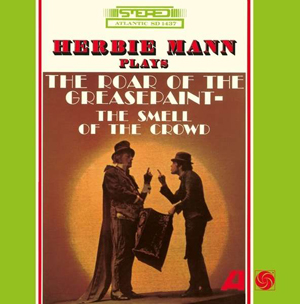Cover von The Roar Of The Greasepaint, The Smell Of The Crowd (rem.)