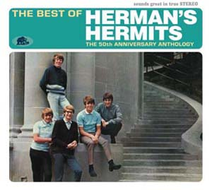 Foto von The Best Of Herman's Hermits: The 50th Anniversary Anthology