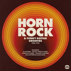 Foto von Horn Rock & Funky Guitar Grooves 1968-1974