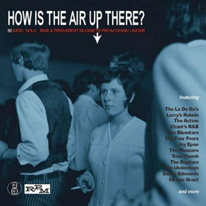 Cover von How Is The Air Up There? (80 Mod, Soul, R'n'B & Freakbeat Nuggets From Down Unde