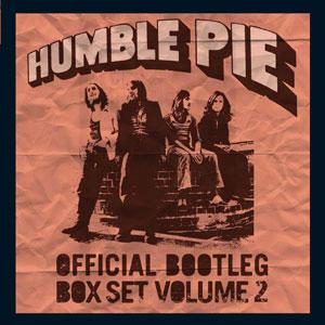 Cover von Official Bootleg Box Set Vol. 2