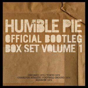 Cover von Official Bootleg Box Vol. 1