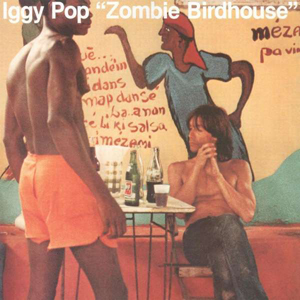 Cover von Zombie Birdhouse (ltd. orange vinyl)
