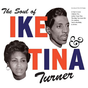 Cover von The Soul Of Ike & Tina Turner