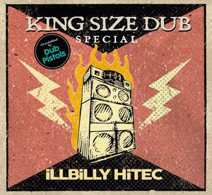 Cover von King Size Dub Special (Overdubbed By Dub Pistols)