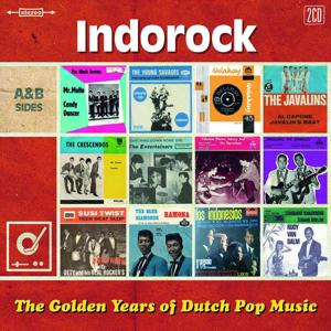 Cover von Golden Years Of Dutch Pop: Indorock