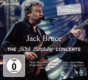 Foto von Rockpalast: The 50th Birthday Concerts (+CD)