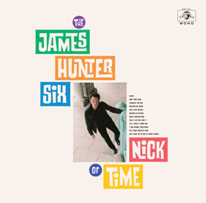 Cover von Nick Of Time